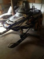 2004 Polaris xc edge 700