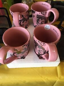 Mary Kay Collector Mugs