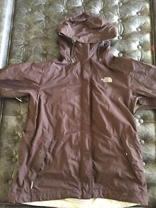 Ladies North Face Size Large coat