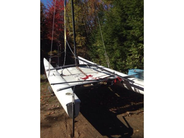 Used 1989 Other hobie 18