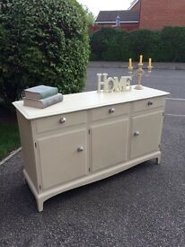 Stag sideboard shabby chic REDUCED BY £35