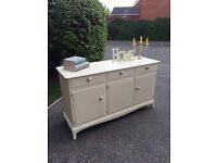 Stag sideboard shabby chic