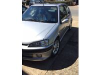 Peugeot 106 quicksilver for swap or 1600ono