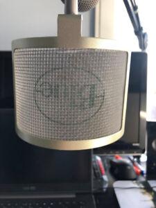 ##Blue Microphones Universal Pop Filter - BRAND NEW##