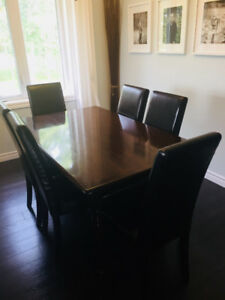 Kitchen Dining Table + Chairs