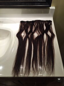 'Design Lengths' hair extensions Cambridge Kitchener Area image 1