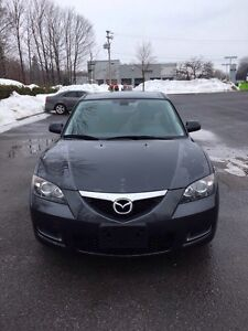 2007 Mazda 3 148000km perfect condition