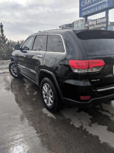 2014 Jeep Grand Cherokee Limited SUV, Crossover