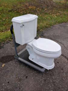 Kohler, Toilet, perfect working condition, removed during reno