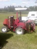TORO REEL MASTER MOWER 15ft CUT FOR SALE $5000.00