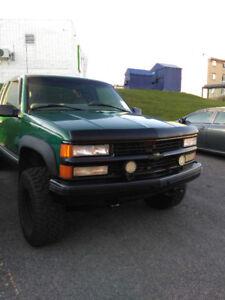 1999 Chevrolet C/K Pickup 1500 Z71 Camionnette