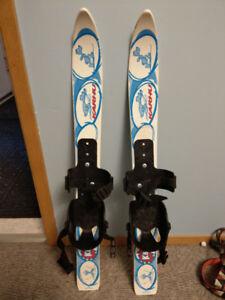 70 cm children's cross country skis