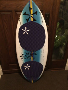 Phase 5 Icon Wakesurf 52 inch board