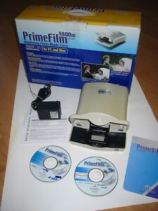Pacific Image Film Scanner