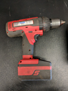 Kit impact et drill snap-on snapon snap on