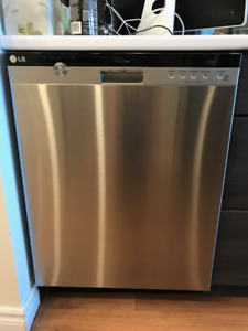 LG Dishwasher Stainless (+ all other 5 household appliances)