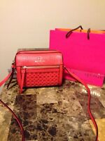 Authentic Kate Spade Small Leather Handbag