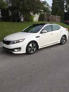 2013 Kia Optima Hybrid Berline