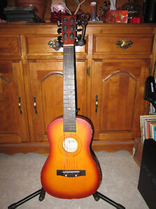 First Act Junior Size Acoustic Guitar