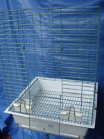 Bird cage W/ Stand & Pan