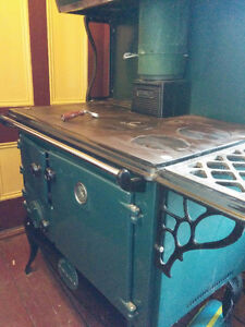 Waterford Stanley Wood Stove