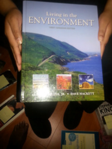 Living in the environment 1st edition