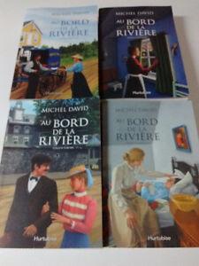 Série complète Au bord de la rivière