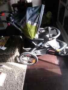 Baby Trend ELX jogging stroller