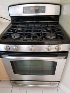 GE Profile Cooking Range