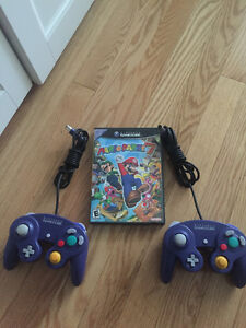 mario party 7 with 2 controllers