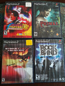 Games for sale, ps2, ps1, ds, xbox
