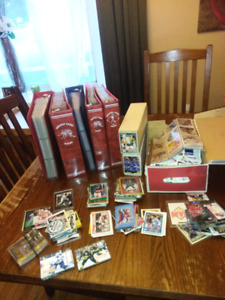 Various sets and singles of the 1990's