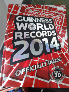 Guiness world record 2014