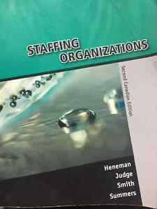 Staffing Organizations - 2nd Canadian Edition; George Brown  HR