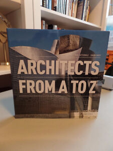 Book about architects and architecture