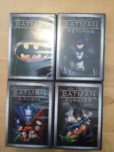 Batman DVD Collection