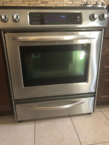 KitchenAid Gas Oven