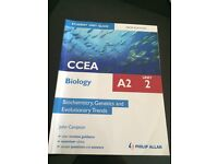 CCEA Biology Revision Guide A2 2