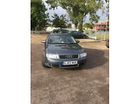 Audi A4 1.9TDI,6 speed.mot still 08.02.2017,