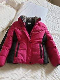 Hugo Boss girls winter coat 6yrs