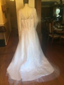 Beautiful Plus Size Affordable Wedding Dress