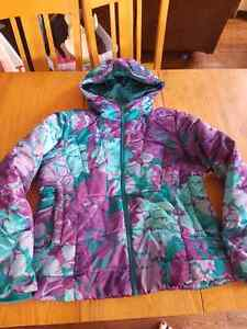 Women's North Face Winter Jacket L