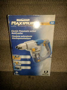 Brand new pneumatic action multi nailer