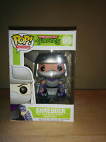 Shredder - Teenage Mutant Ninja Turtle Pop Figure Brand New