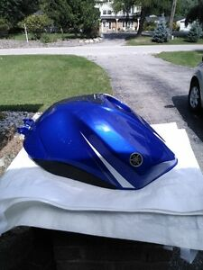 YAMAHA R6 2003-2008 R6S FUEL/GAS  TANK CLEAN INSIDE Windsor Region Ontario image 6