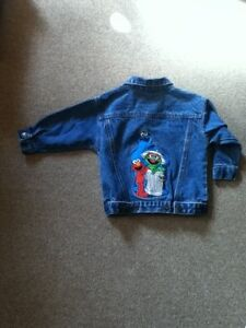 Sesame Street Jean Jacket in St Thomas London Ontario image 1