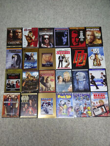24 DVDs for $20