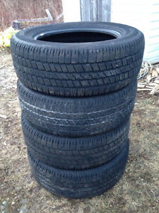 20 Inch Good Year Wrangler Truck Tires