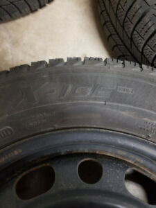 Michelin X Ice Xi3 205/60R16 winter tires