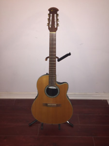 OVATION CELEBRITY CLASSICAL MODEL CC 059 CLASSICAL GUITAR